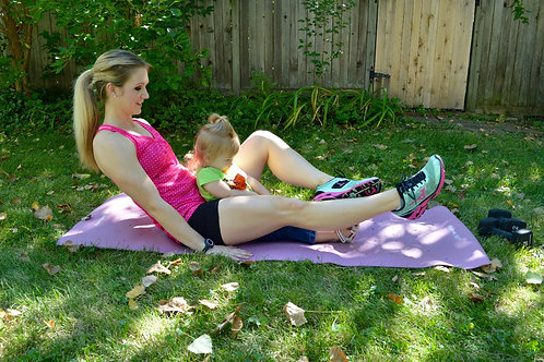 Postnatal Fitness - 8 Week Plan