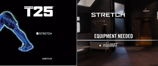 Focus T25: Alpha Stretch