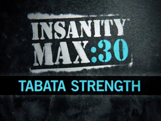 INSANITY Max 30: Tabata Strength