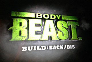 Body Beast: Build: Back/Bi's