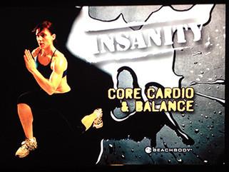 INSANITY: Core Cardio & Balance