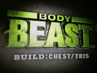 Body Beast: Build Chest/Tris