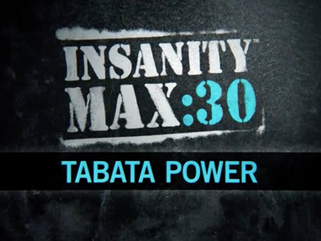 INSANITY Max 30: Tabata Power
