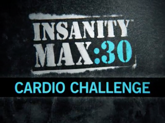 INSANITY MAX 30: Cardio Challenge