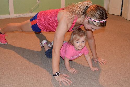 Postnatal Fitness - 12 Week Plan