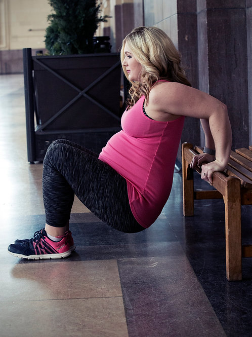 Prenatal Fitness - 3rd Trimester