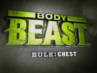 Body Beast: Bulk: Chest