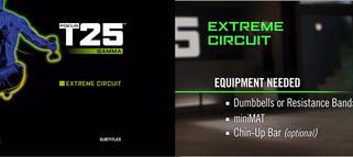 Focus T25: Gamma Extreme Circuit