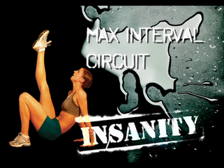 INSANITY: Max Interval Circuit + Fit Test
