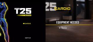 Focus T25: Alpha Cardio