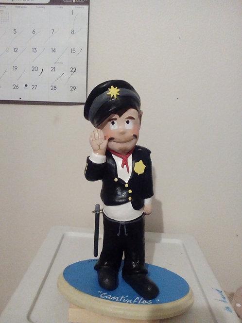 """Cantinflas """"El Gendarme Desconocido"""""""