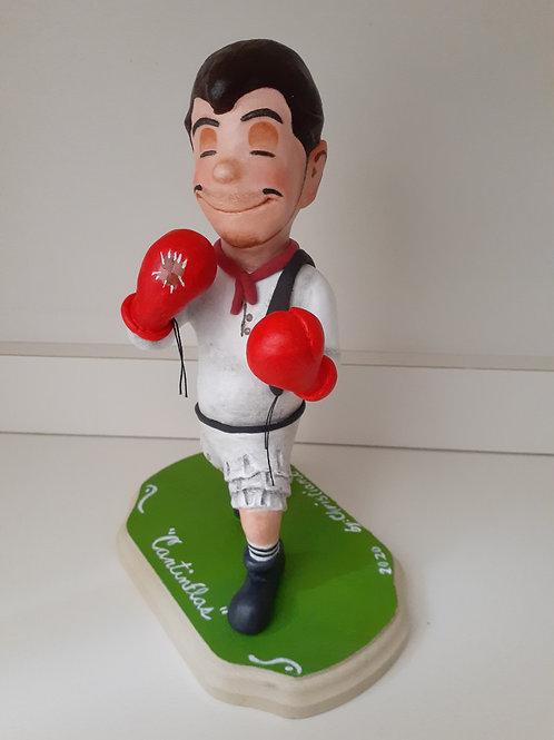 "Cantinflas ""El Boxeador"""
