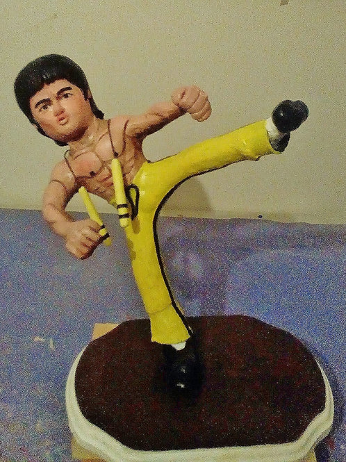 "Bruce Lee ""Game of Death"""