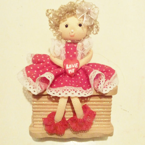 Jewelry Box Doll