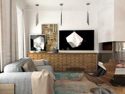 Визуализация большой комнаты