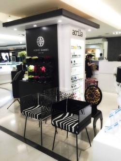 Acrila furniture showcase