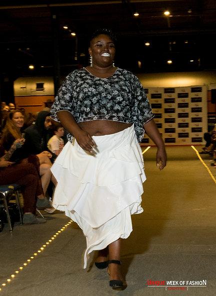 White Layer Skirt