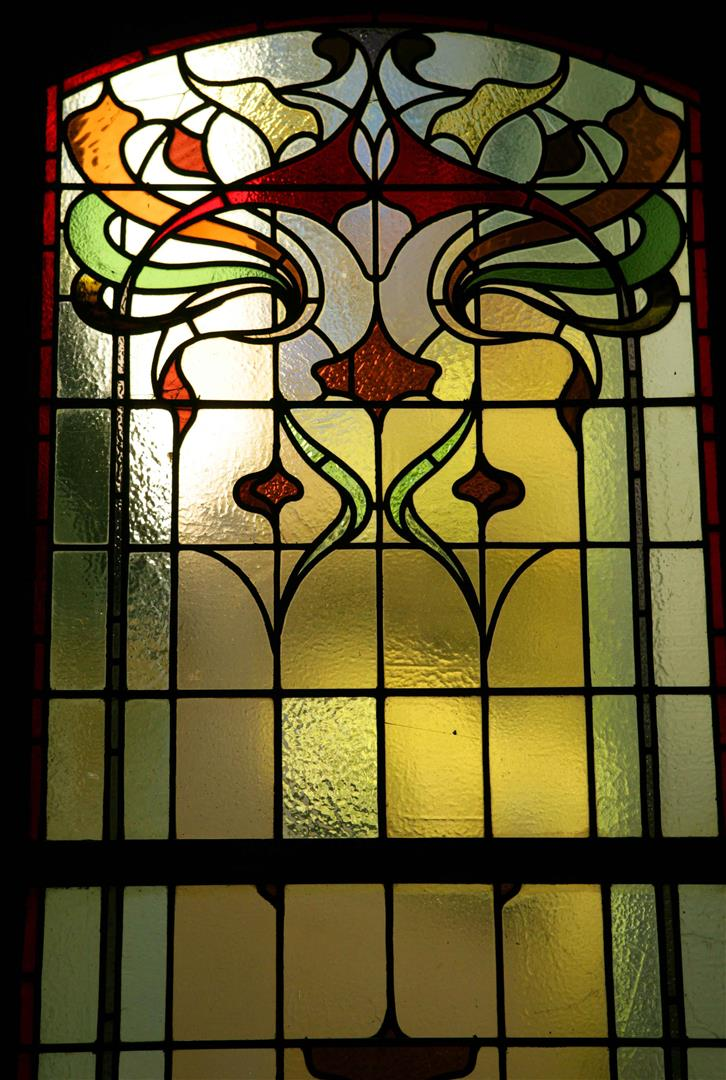 Large Stained Glass