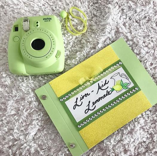 1st Annula Liver-Aid Lemonade Album