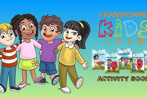 Transformer Kids Crew Series