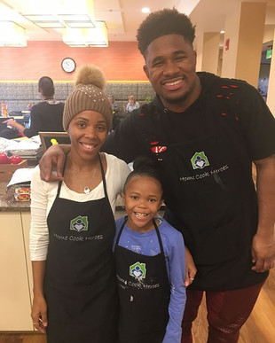 Home Cook Heroes