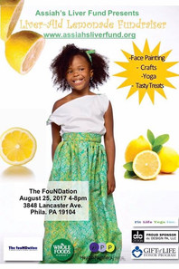 """Liver-Aid Lemoande is a iintiatived used to promote and brand healthy life style choices. Historically lemons have been used as a natural detox for the blood and liver promoting overall good health. Our all natural and organic ingredients not only taste great but aids in maintianing good health while making available healthy choices that raise awareness about organ and tissue donation. Impressing upon our community the importance of donation and living a healthy """"donor lifestyle""""."""