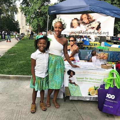 Free Liver-Aid Lemonade Fundraiser