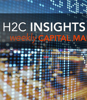 Introducing H2C Industry Insights: Capital Markets Update