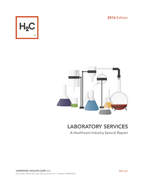 Hammond Hanlon Camp LLC Presents a Special Report on the Laboratory Services Sector