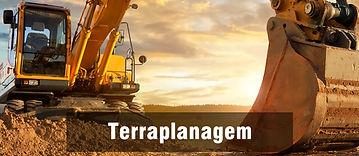 Projeto de terraplenagem, corte e aterro e loteamento