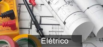 Projeto elétrico residencial e comercial.