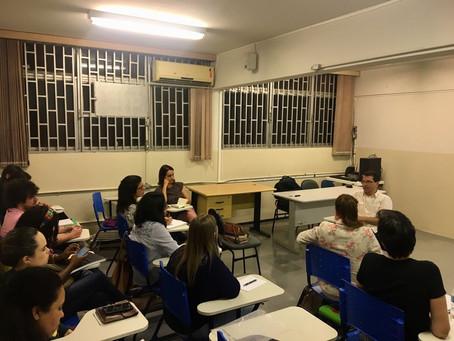 Professor Marciel Consani visita a UFU e aponta principais elementos da Educomunicação em entrevista