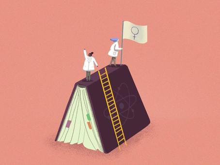 O espaço da mulher na ciência