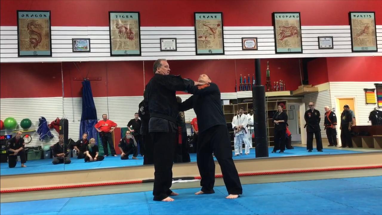 Adult Kenpo Karate Classes