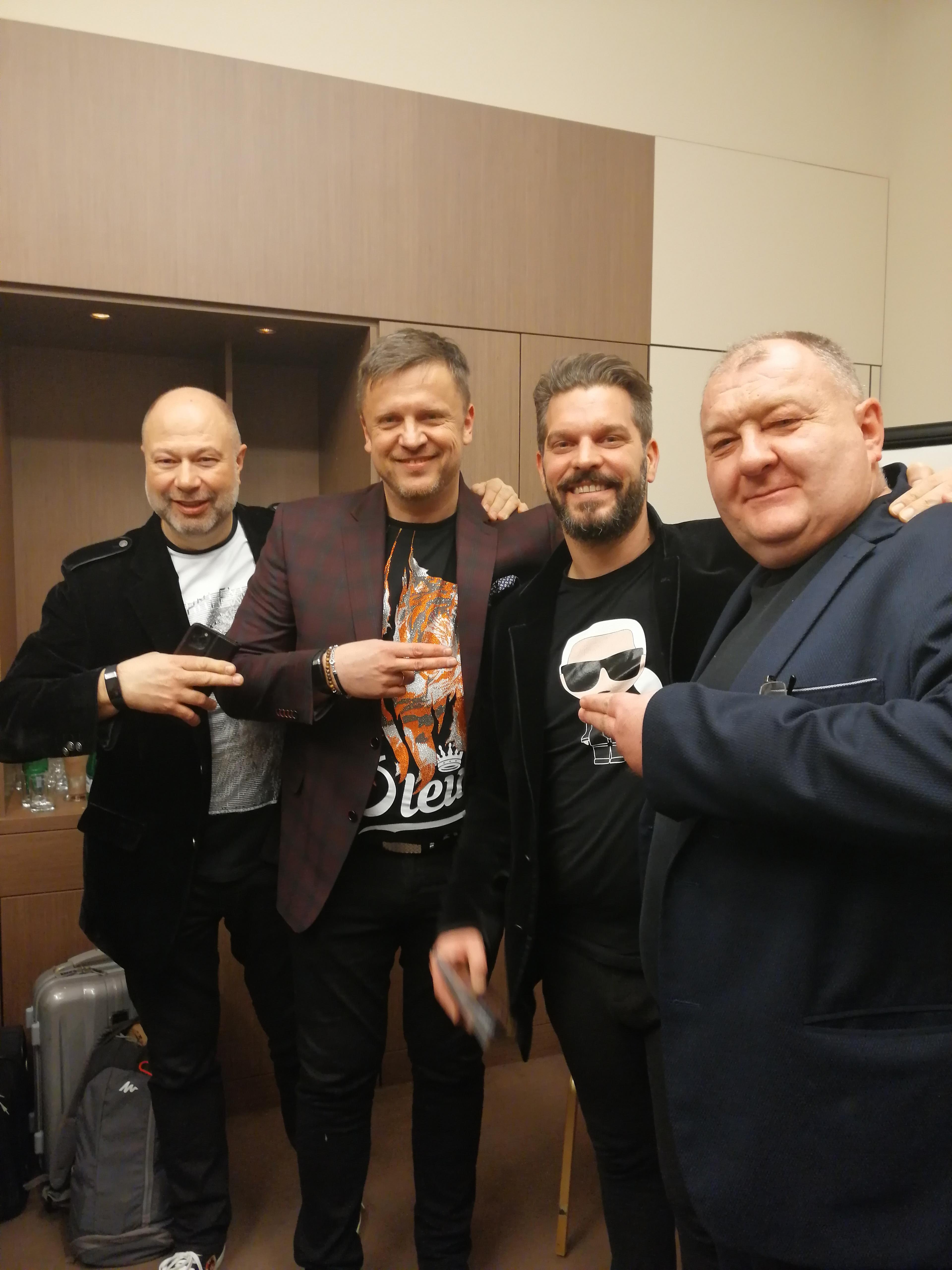 Spotkanie Warszawa 2020 Healy