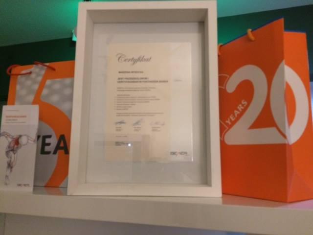 Certyfikat Bemer