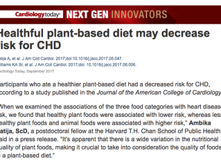Common ground across all healthy diets: Quality