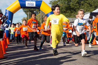 KIDS RUN @ WALK WITH THE DOCTOR DAY, 2017