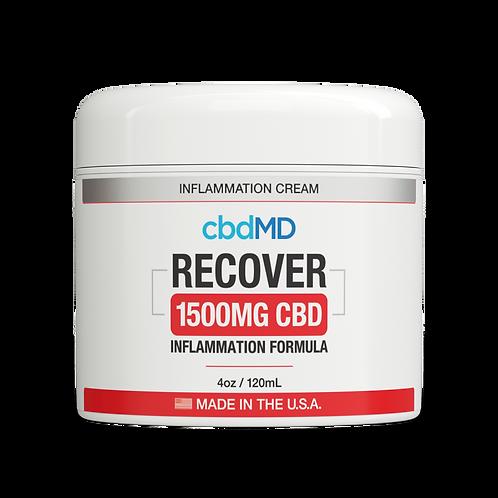 CBD Inflammation Formula Tub 1500 mg