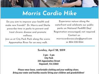 Morris Cardio Hike!