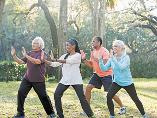 Tai chi: A kinder, more gentle approach to cardiac rehab?