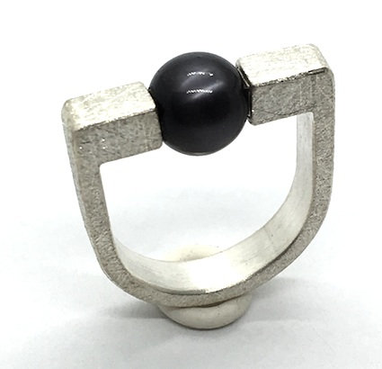 Silberring 4 mm