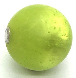 Kugel Hellgrün
