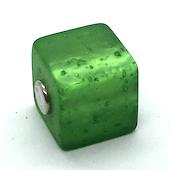 Würfel Grasgrün