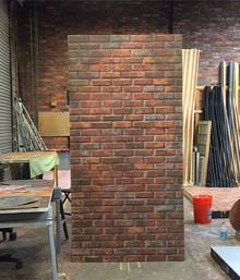 Scenic Painting Brick Study