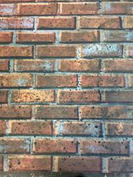 Scenic Painting Brick Study Detail