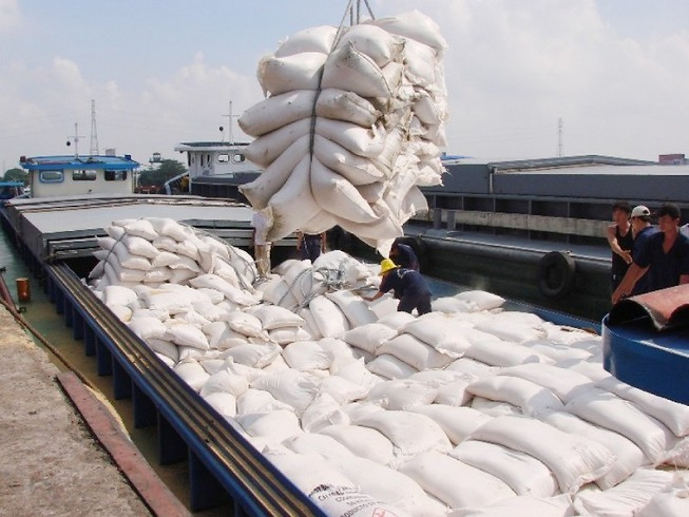 Which Country Import Rice From Vietnam