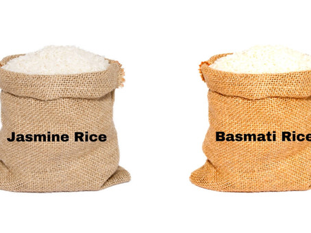 Jasmine Rice vs Basmati Rice