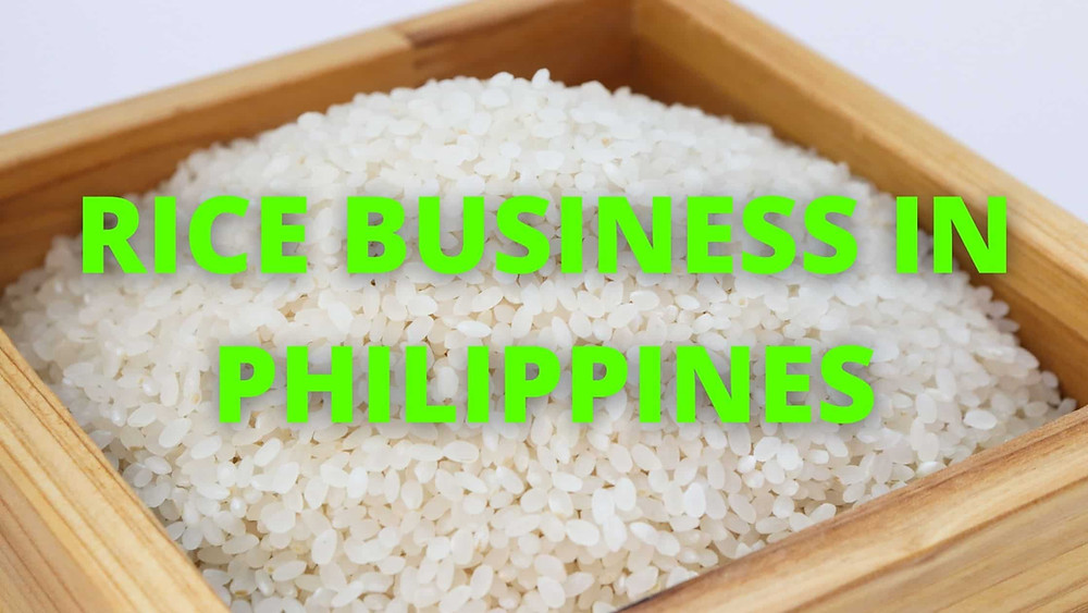 rice business in Philippines