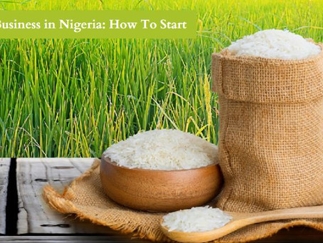 Rice Business in Nigeria: How To Start in 2021